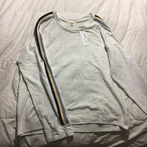 NWT SOULCYCLE sweater L (SOUL x Monrow)